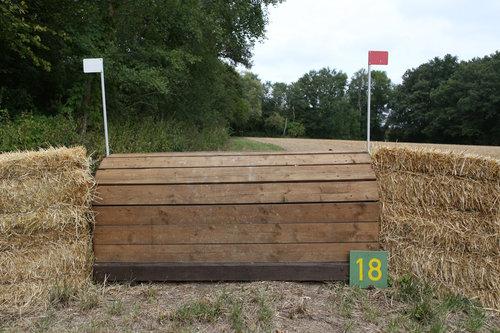 Fence 18 - Schweinerücken