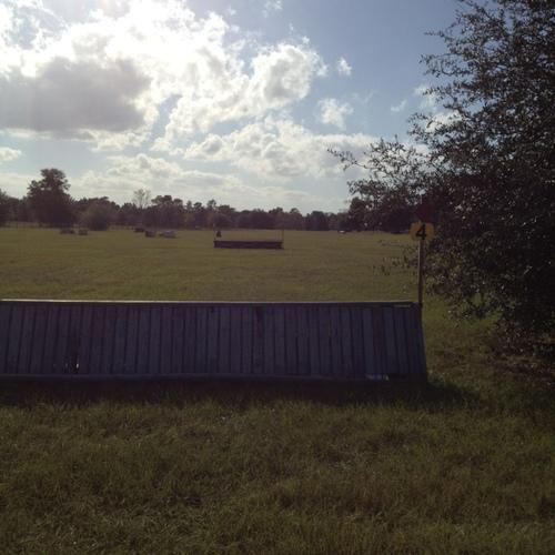 Fence 4 - Grey panel