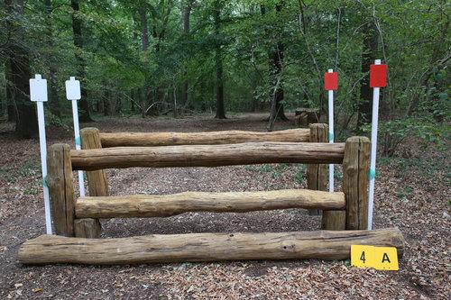 Fence 4A - Eichenoxer