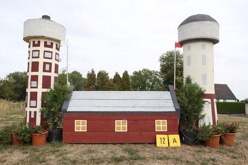 Fence 12A - Pumpenhaus
