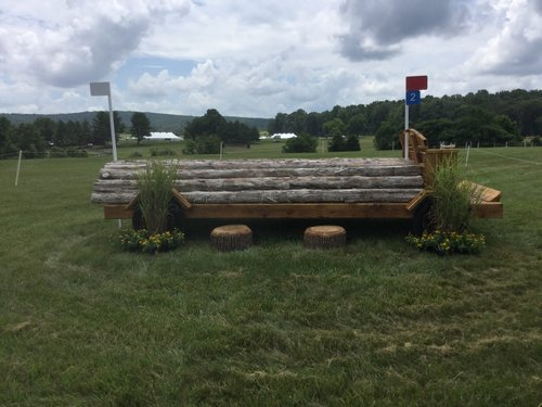 Fence 2 - Fauquier Times Timber Wagon