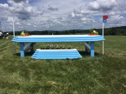 Fence 20 - Virginia Is For Lovers Picnic Table