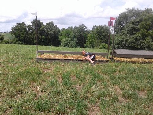 Fence 9 - Hay Feeder