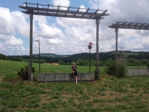Fence 11 - Arbor