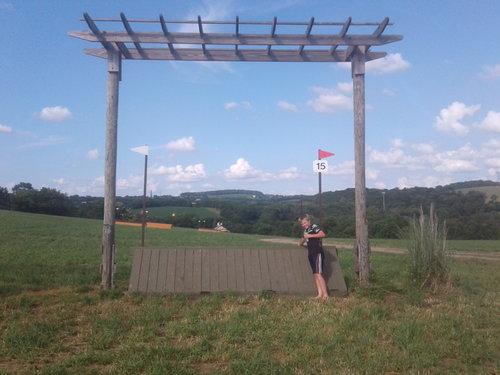 Fence 15 - Arbor