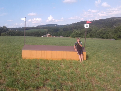 Fence 16B - Cabins