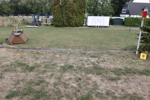 Fence 12B - Stufe bergab