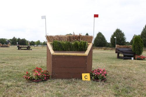 Fence 16C - Trapez