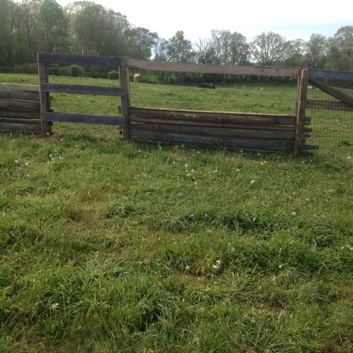Fence 18 -