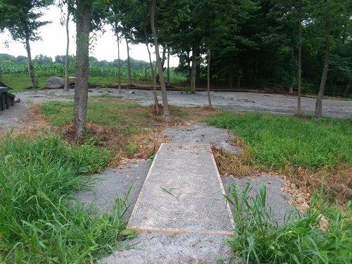 Fence 3 - Low Bridge