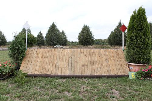 Fence 6 - Helle Rampe