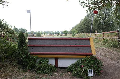 Fence 10 - Entenhaus