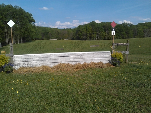 Obstacle 3 - Fence Line Coop