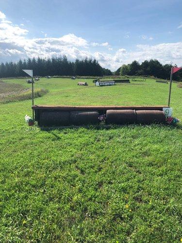 Fence 9 - Barrels