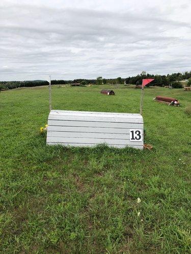 Fence 13 - Grey Rolltop