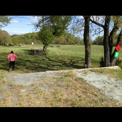 Obstacle 21AB -