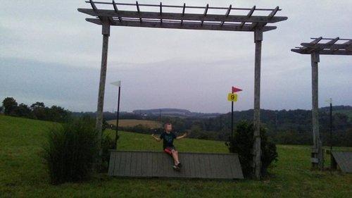 Fence 9 - Arbor