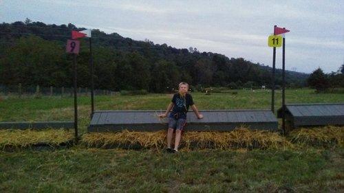 Fence 11 - Hay Feeder