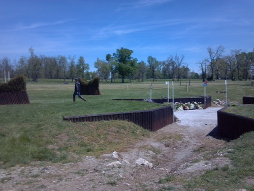 Fence 17CD - Sunken Road