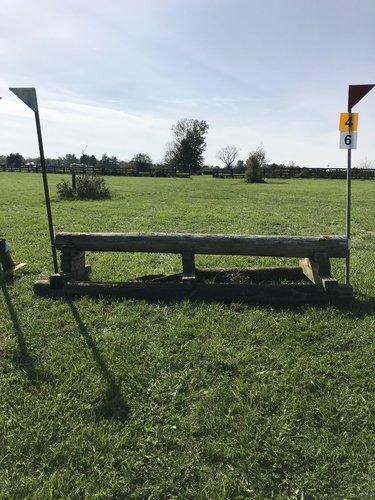 Fence 4 - Hanging rail