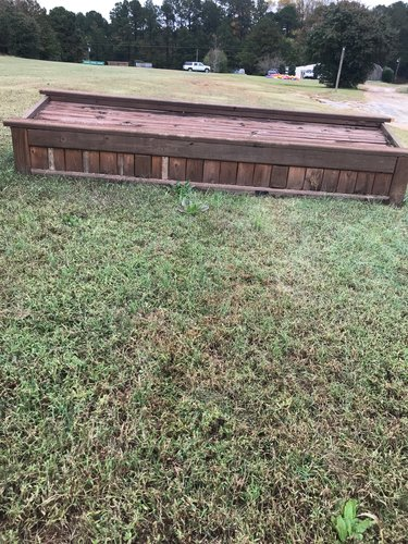 Fence 4 - Open Ramp