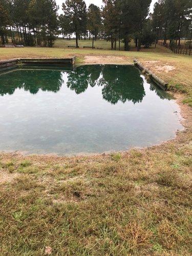 Fence 6 - Frog Lake Splash Pond