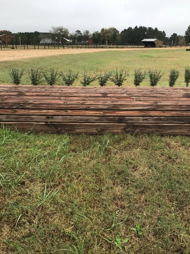 Fence 12 - Roll Brush