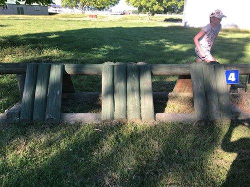 Fence 4 - Bandit trap
