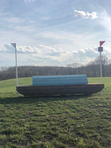 Fence 4B - Boat