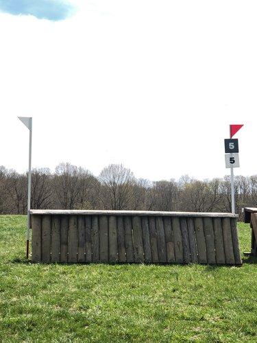 Fence 5 - Palisade