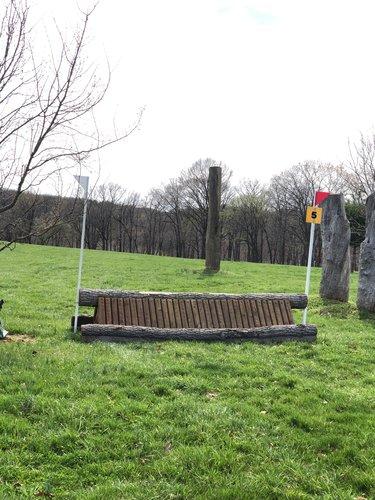 Fence 5 - Log coop