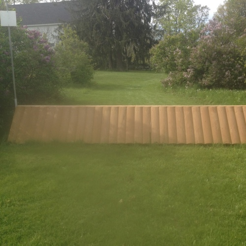 Fence 15 -