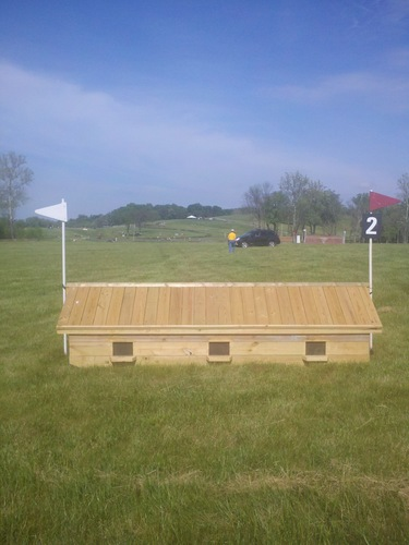 Obstacle 2 -