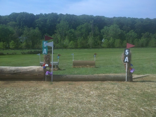Obstacle 5AB -