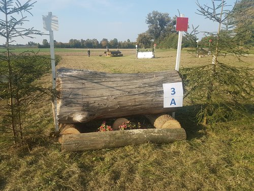 Obstacle 3A -