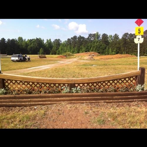 Obstacle 7 - Garden gate