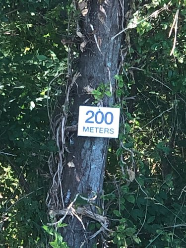 Fence 2 - 200 meters