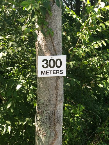 Fence 3 - 300 meters