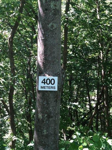 Fence 4 - 400 meters