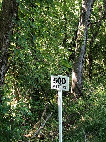 Fence 5 - 500 meters