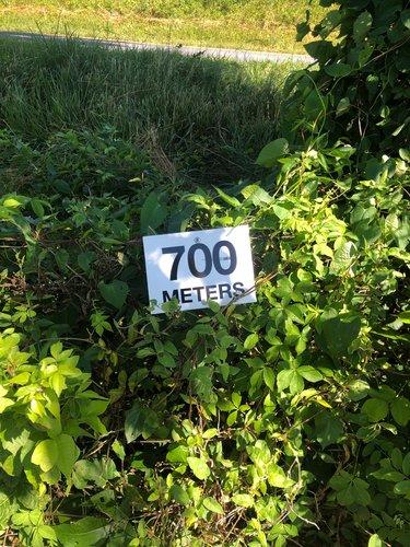 Fence 7 - 700 meters