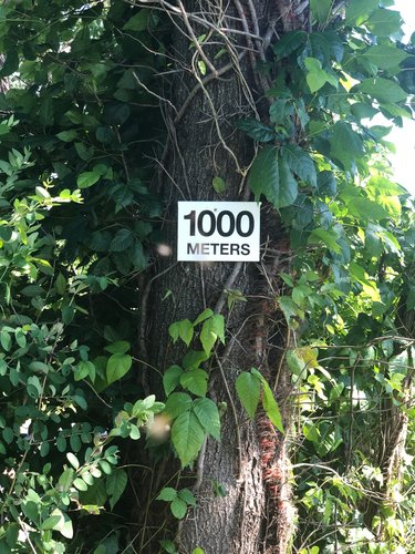 Fence 10 - 1000 meters