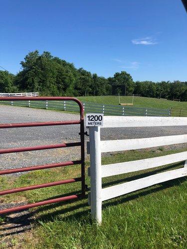 Fence 12 - 1200 meters