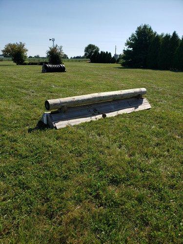Fence 11 - Lumberjack's Jog
