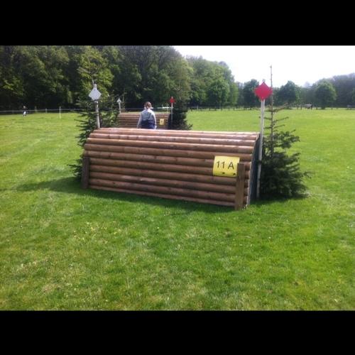 Fence 11A - Schweineruecken