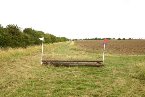 Fence 2 - Hogs Back