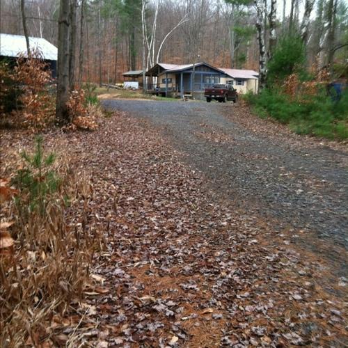 Hindernis 31 - Trail meets driveway