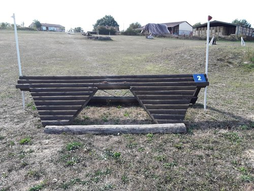 Fence 2 - Double delta