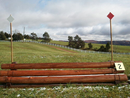 Obstacle 2 - Rails