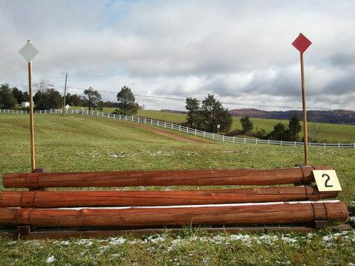 Fence 2 - Rails